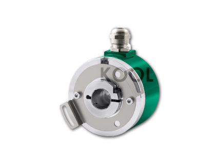 Encoder C58 hollow axle