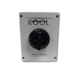 Safety switch KEM 480U 4 poles 63-80A